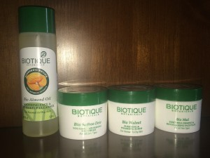 Winter Skin care products and Routiine