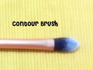 Basics 1 - Makeup applicators - Face Brushes