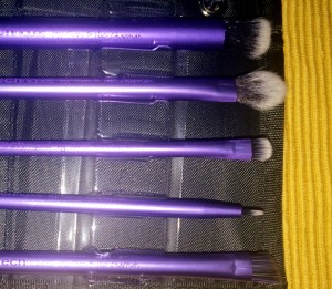Real Techniques - eye brushes