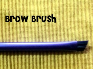 realTechniques Brow Brush