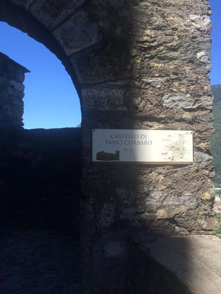 Sasso Corbaro Castles