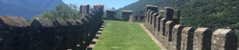Bellinzona - Castle Grande